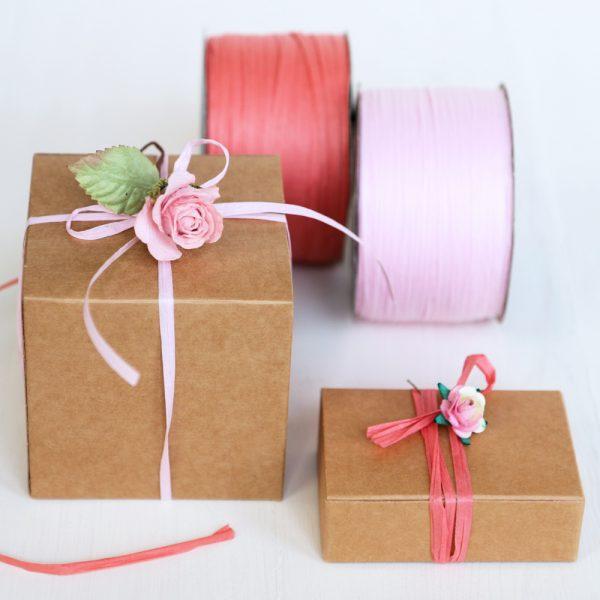 Paper Gift Ribbon