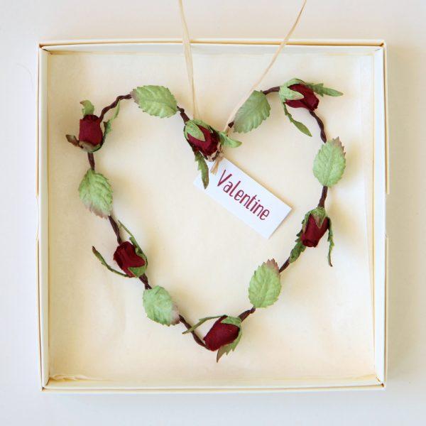 Heart Gift Valentine
