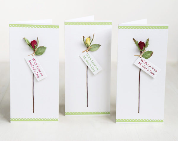 Mother's Day Cards Rosebud
