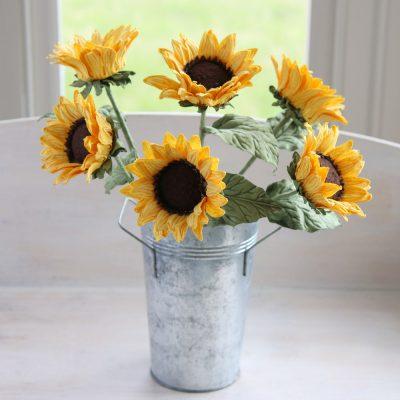 Paper Sunflower Bouquet