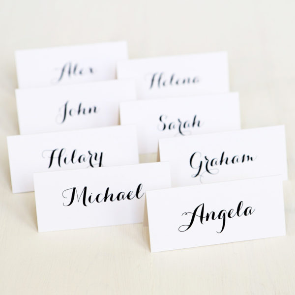 Personalised Name Card