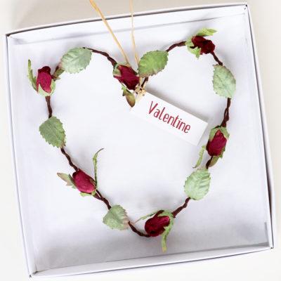 Valentines Heart Gift