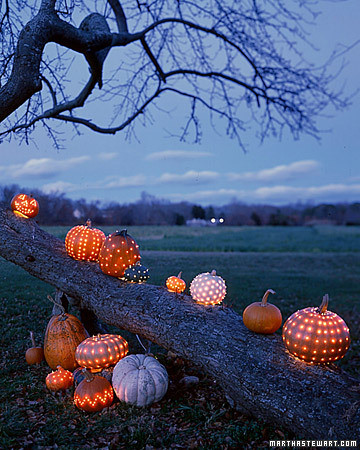 Pumpkin Lanterns