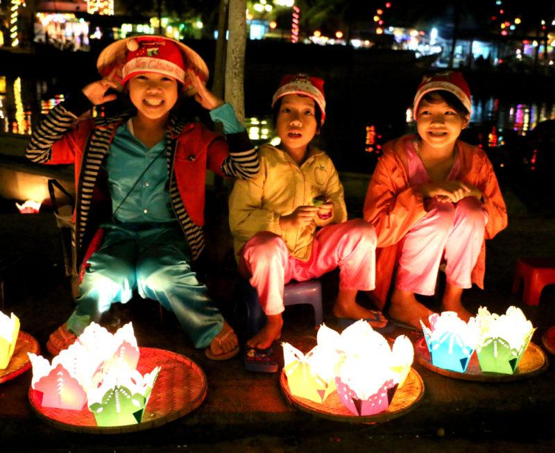 Hoi An paper lanterns