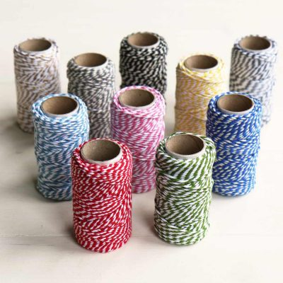 Coloured Twine