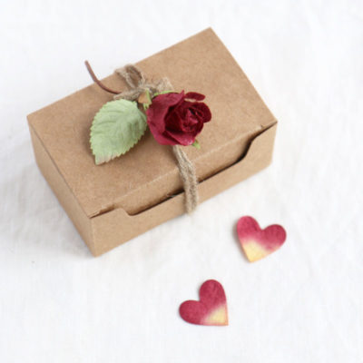 DIY Favour Boxes