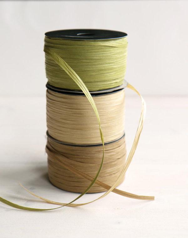Natural Paper Raffia Ribbon