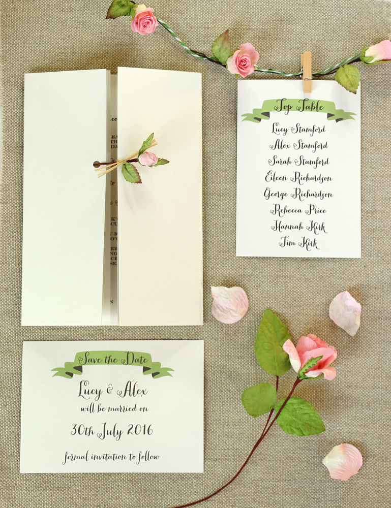 Paper Tree stationery