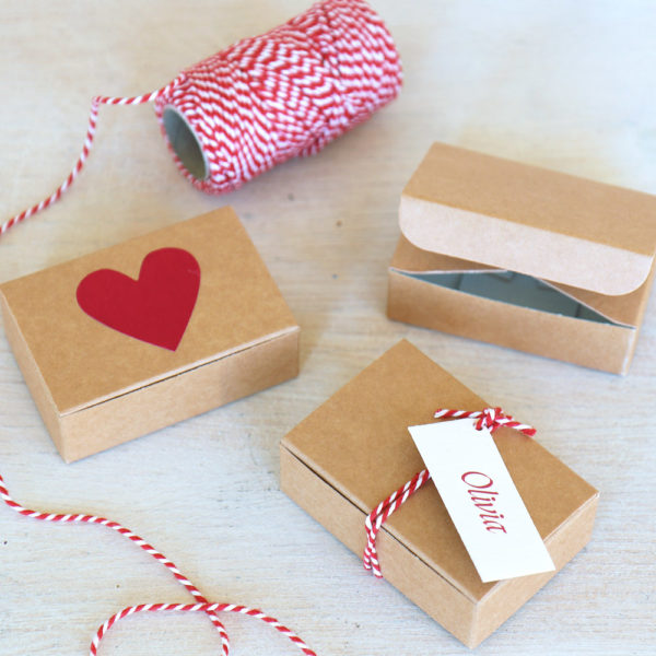 Mini Favour Box