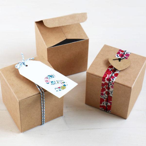 Rustic Favour Box