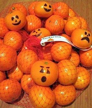 satsumas halloween