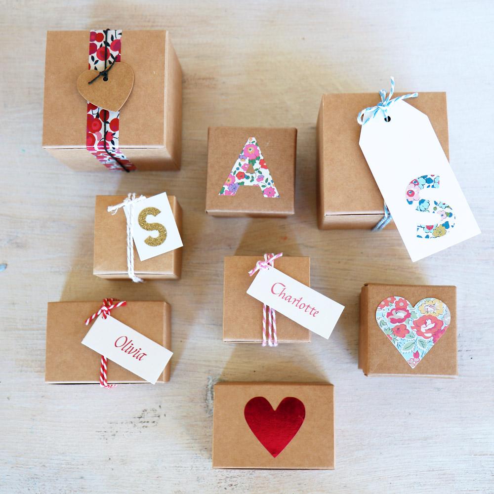 Valentines Mini Gift Box 7 5x5x2 5cm Diy Box For Small