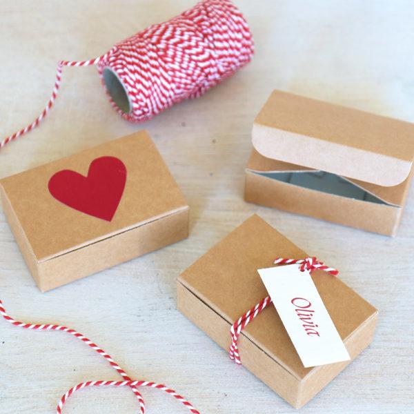 Mini Valentines Gift Box