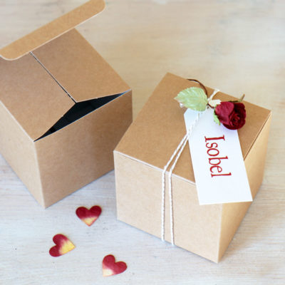 Small Valentines Gift Box