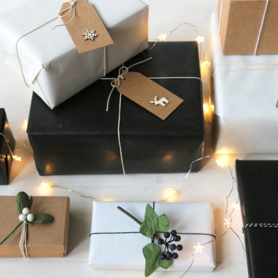 Creative Gift Wrapping Blog