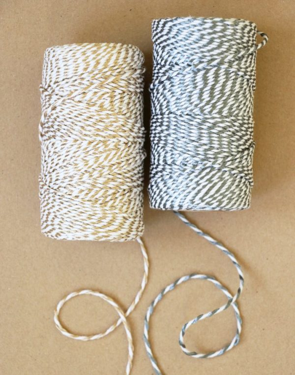 Bakers Twine Metallic