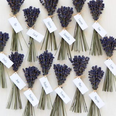 Lavender Favours