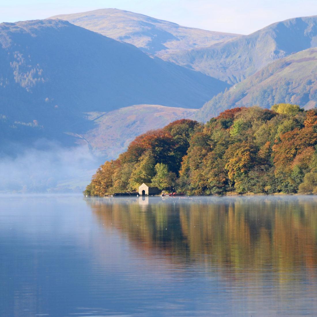 Ullswater Autumn morning