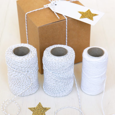 Gift Wrapping Twine