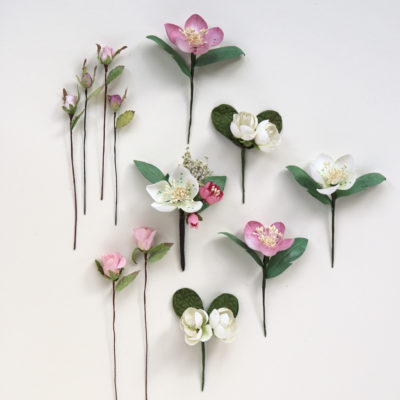 Paper Wedding Flowers