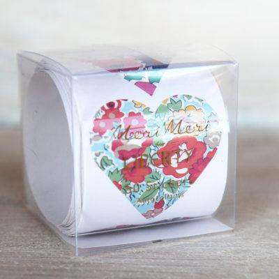 Heart stickers Meri Meri