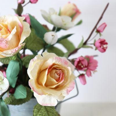 Paper Bouquet Spring