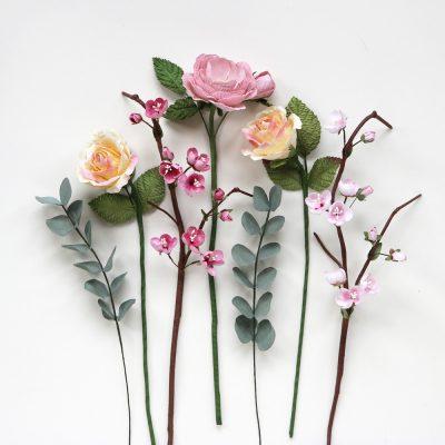 Paper Flowers Spring