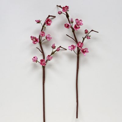 Pink Paper Cherry Blossom