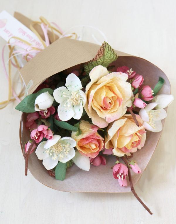 Spring Paper Flowers