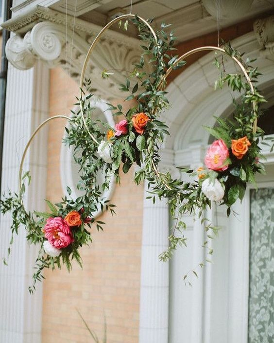 botanical wreaths