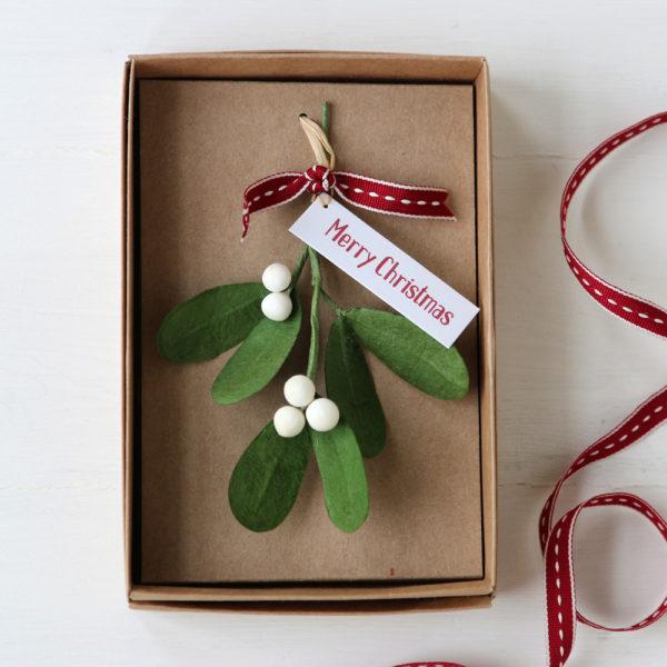 Mistletoe Gift