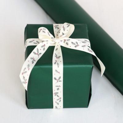 Dark Green Wrap
