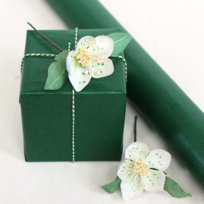 Green Wrapping Paper