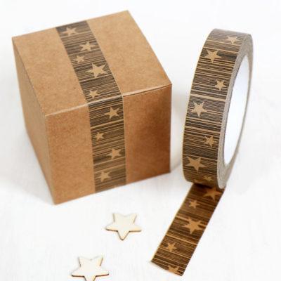 Rustic Paper Tape