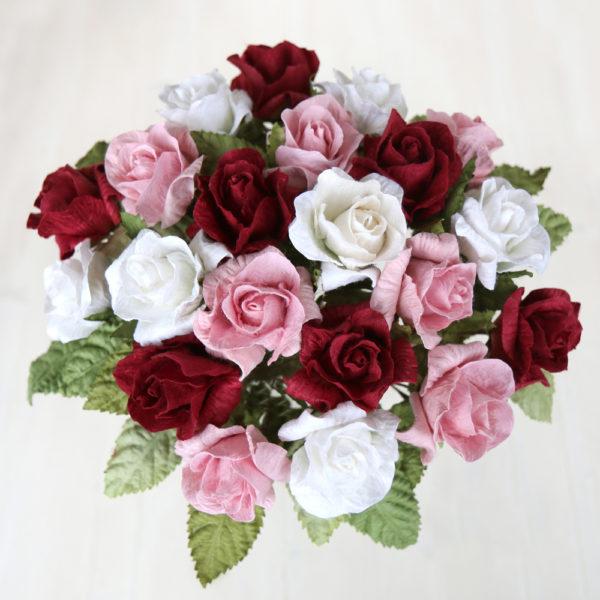Paper Rose Gift