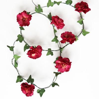 Wild Rose Garland