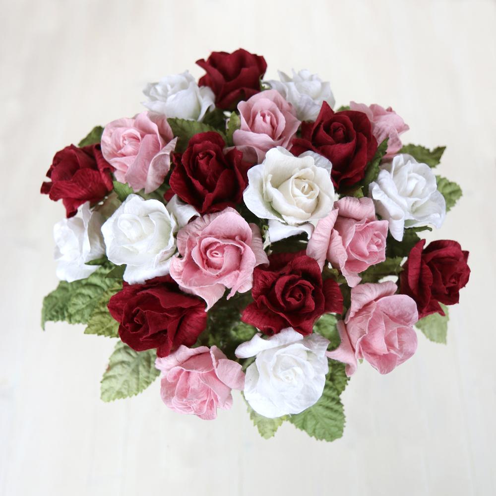 Paper Roses Valentines
