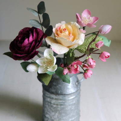 Paper Flowers Gift