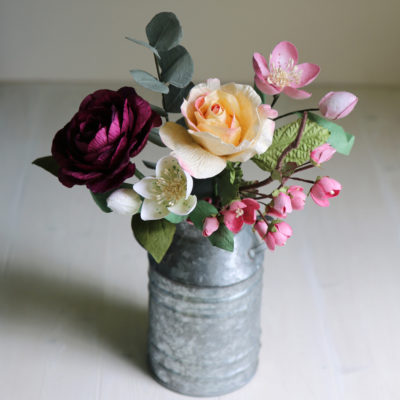 Paper Flowers Posy