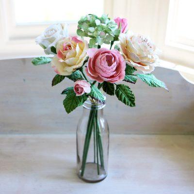 Paper Roses Summer