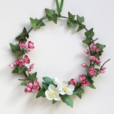 Spring Wreath Decoration