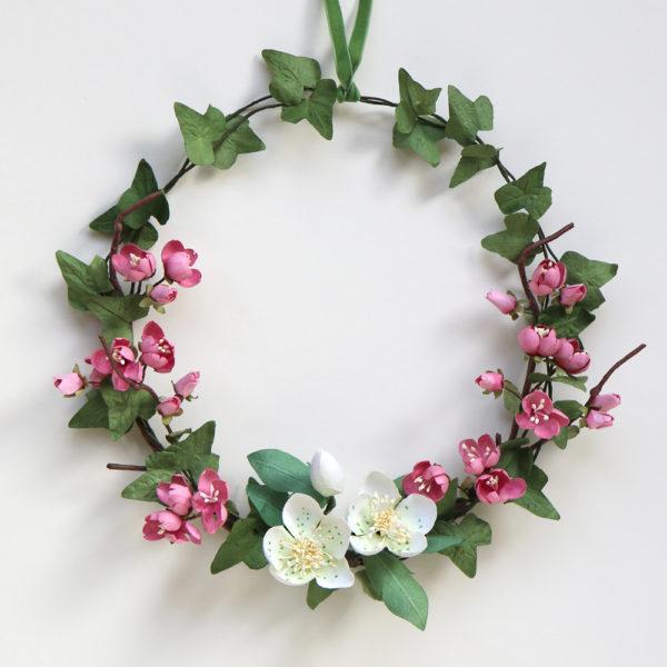 Spring Wreath Decoration