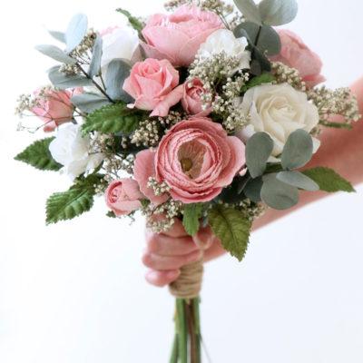 Paper Flower Bouquet Wedding