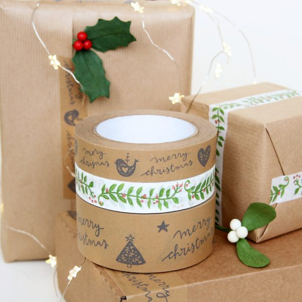 Christmas Tape