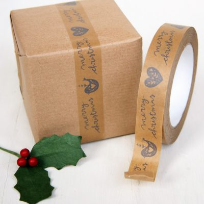 Eco-friendly Christmas Tape