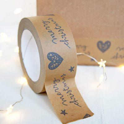 Paper Parcel Tape
