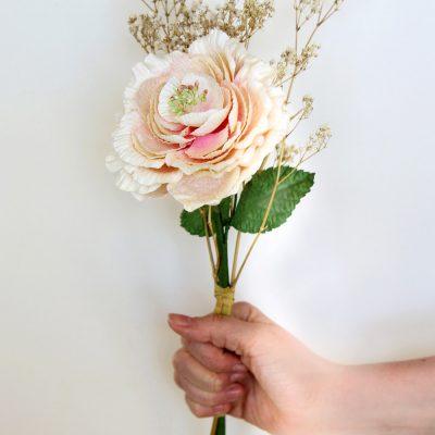 Bridesmaid's Rose