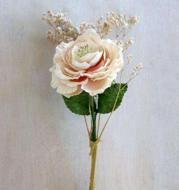 Bridesmaid's Paper Flower