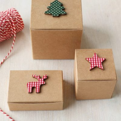 Small Christmas Gift Boxes
