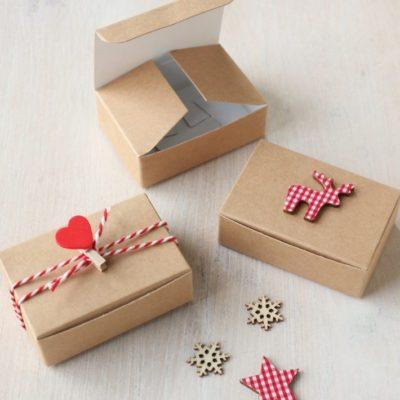 Mini Christmas Box